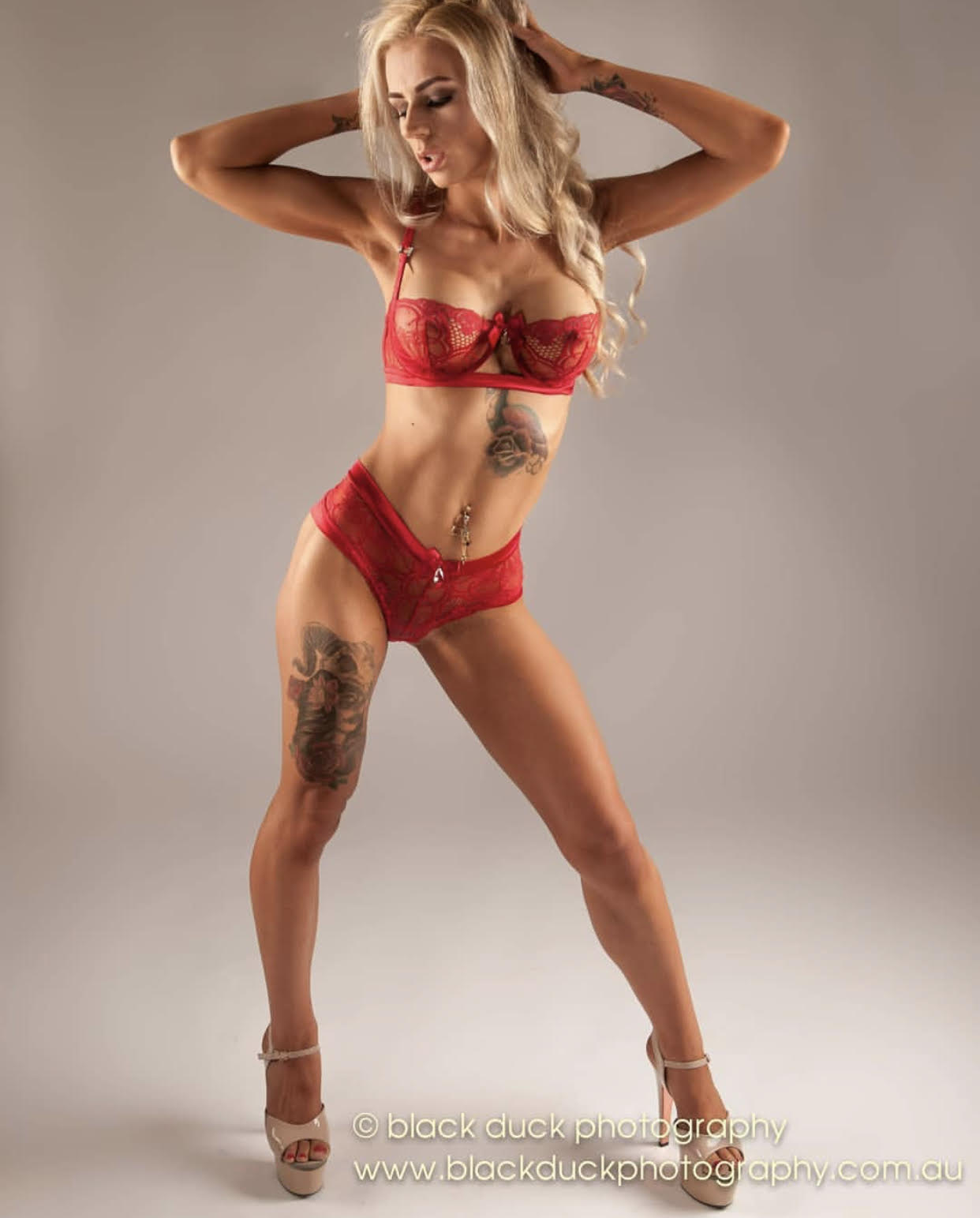 Aleisha Stripper Adelaide